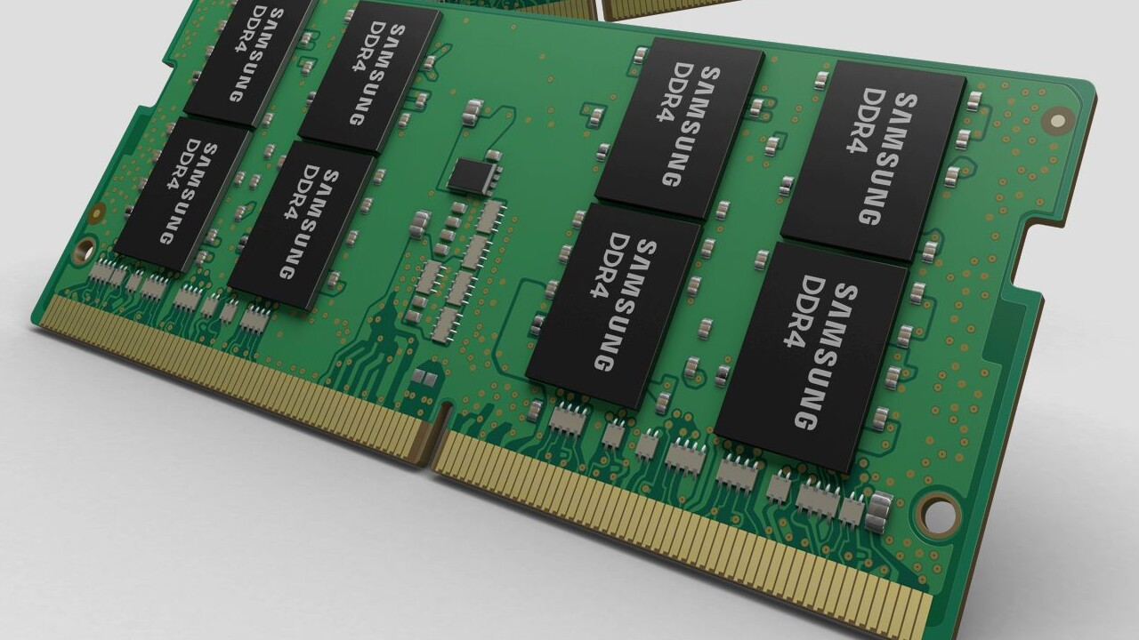 Jetzt verfügbar: Erste 32-GB-SO-DIMMs für Notebooks im Handel