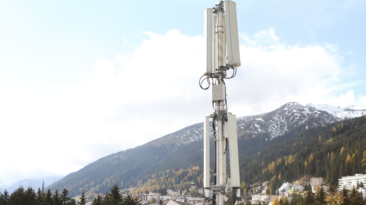 2 Gbit/s: Swisscom startet das erste kommerzielle 5G-Netz Europas