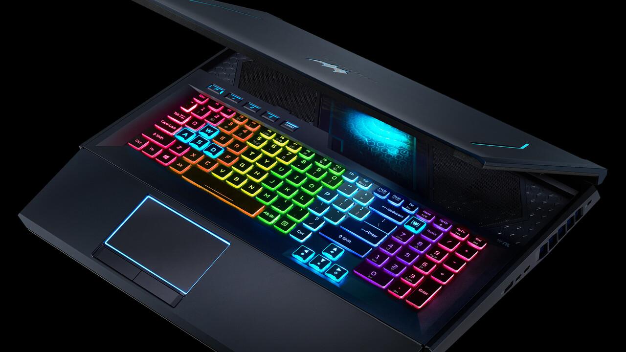 Acer: Das Predator Helios 700 ist ein Gaming-Transformer mit OC