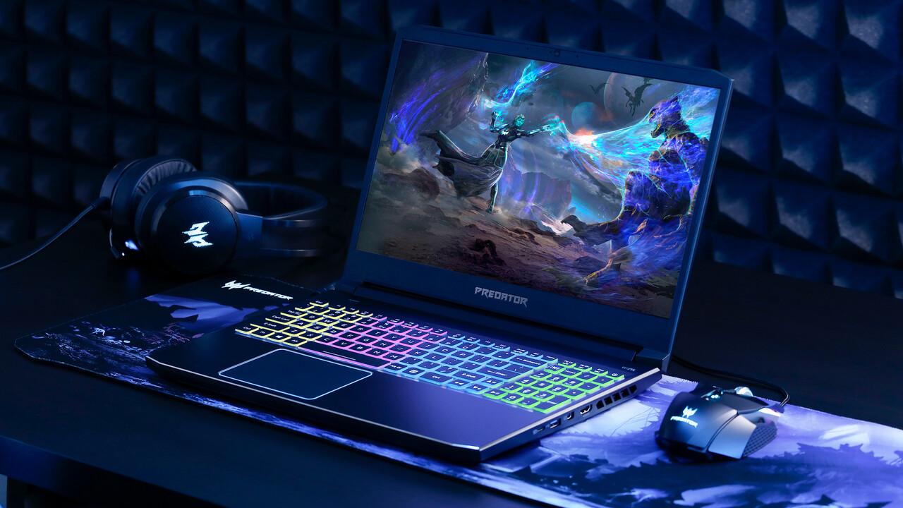Acer Predator Helios 300: Das meistverkaufte Gaming-Notebook wird schneller