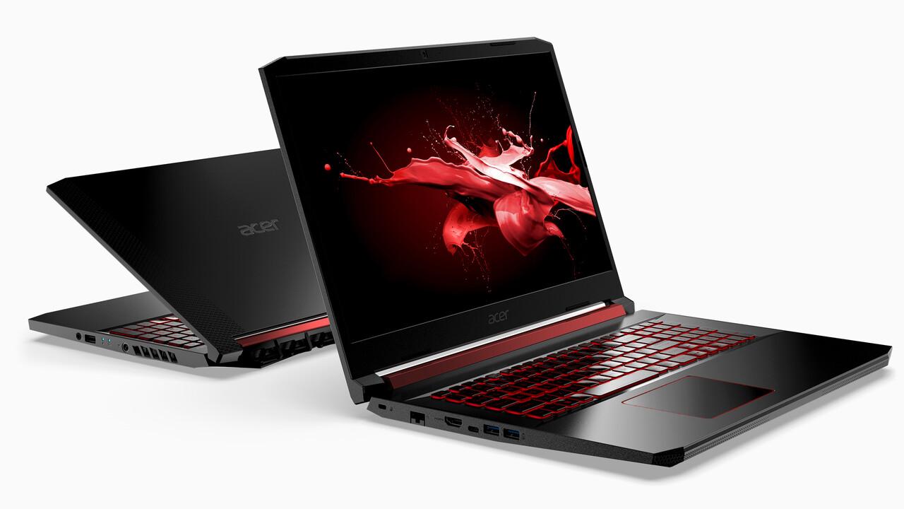 Gaming-Notebooks von Acer: Nitro 5 und Nitro 7 starten ab 999Euro und 1.599Euro