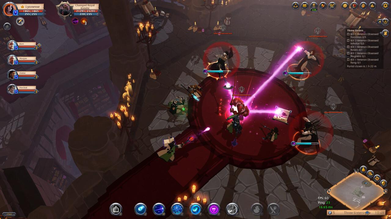 "Sandbox-MMO: Albion Online ist jetzt ""Free‑to‑Play"""