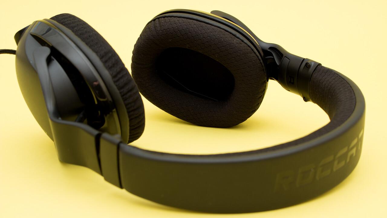 Roccat Noz im Test: Leichtes Headset ohne optischen Firlefanz