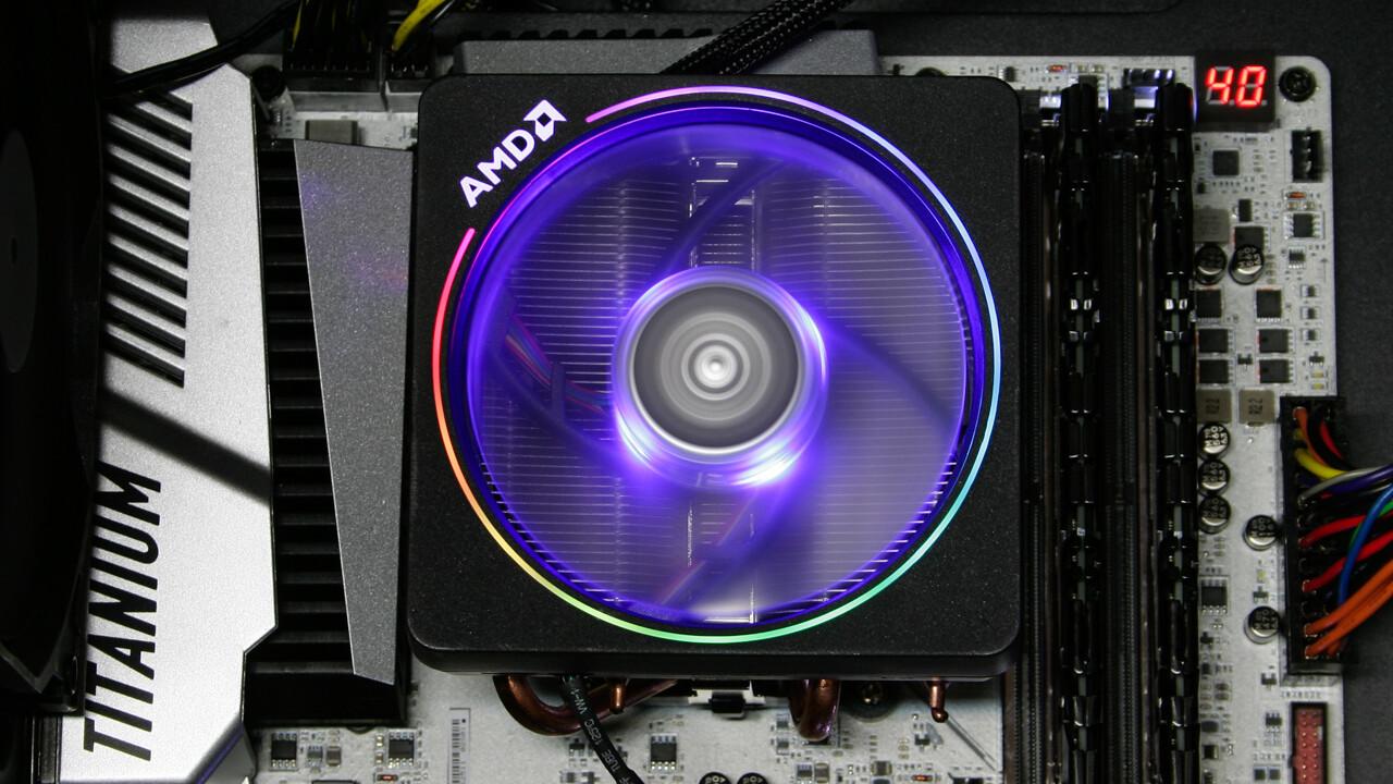Zum 50. Geburtstag: AMD plant Sonder-Edition des Ryzen 7 2700X