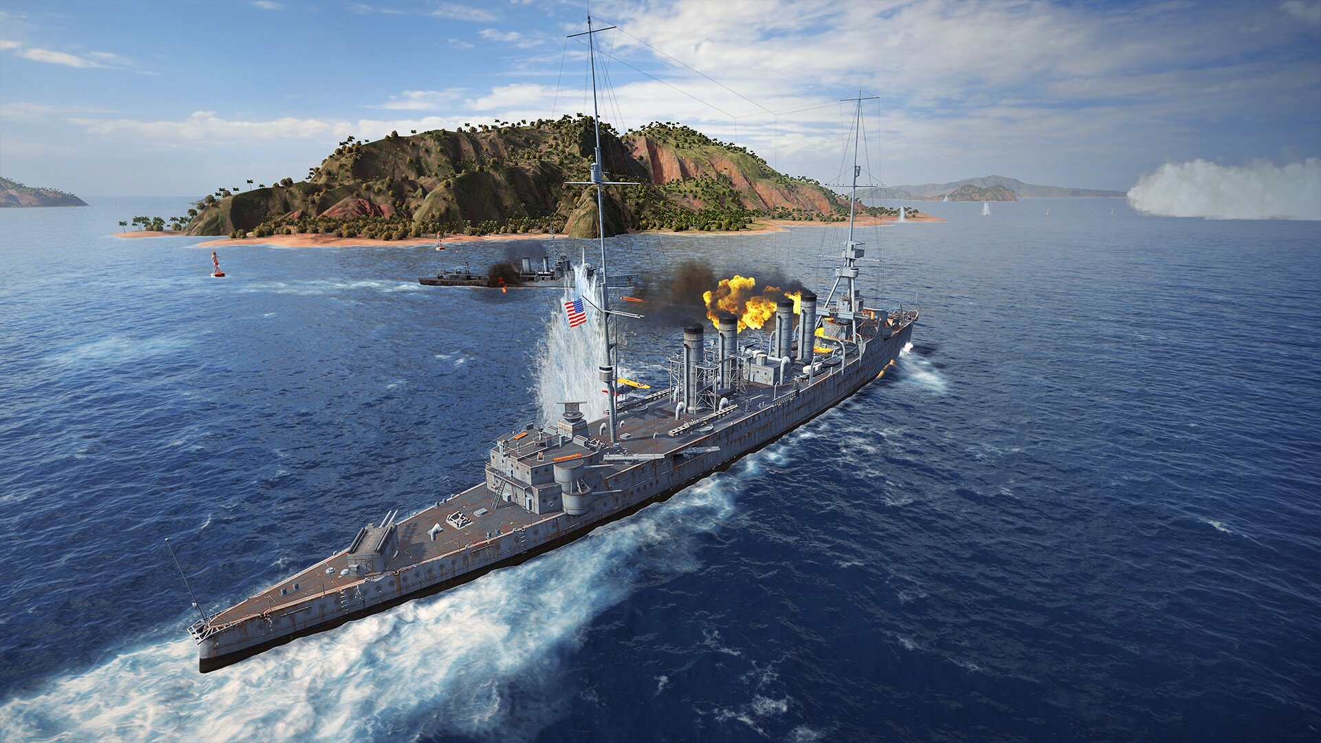 World of Warships: Legends