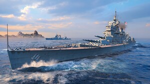 World of Warships: Legends: Leinen los für Konsolenspieler