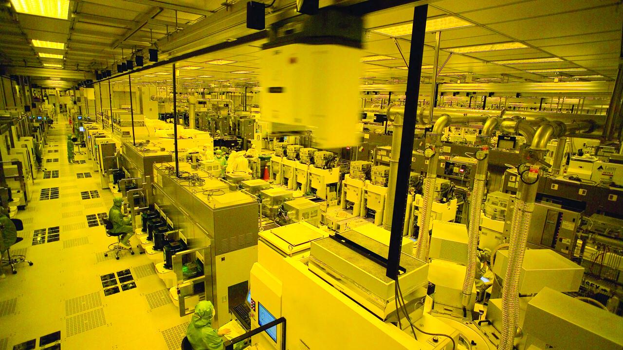 EUV-Chip-Fertigung: Auch TSMC legt einen 6-nm-Prozess für 2020 auf