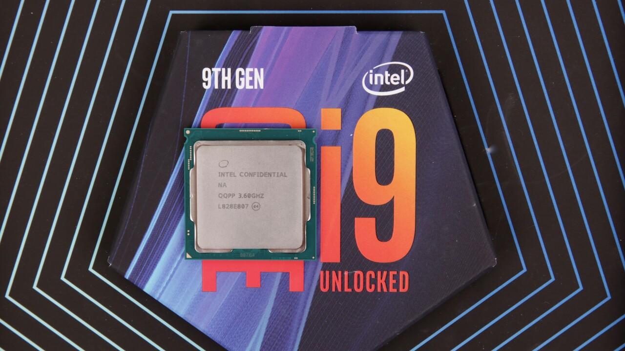 35-Watt-CPUs: Core i9-9900T und Co. ab Mitte Mai erwartet
