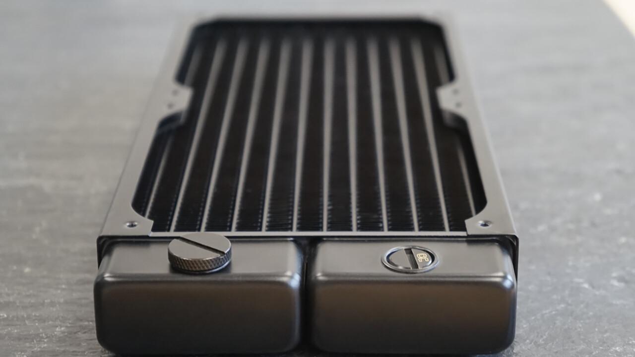 Alphacool NexXxoS V.2: Radiatoren mit Design- und Technikauffrischung