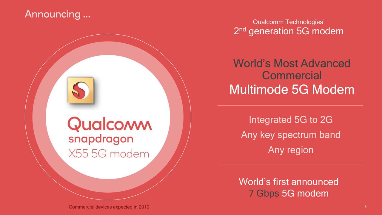 Übereinkunft: Apple kauft Qualcomms 5G-Modem und stellt Klagen ein