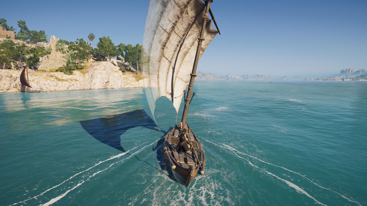 Das Schicksal von Atlantis: Neues Kapitel für Assassin's Creed Odyssey nach Ostern