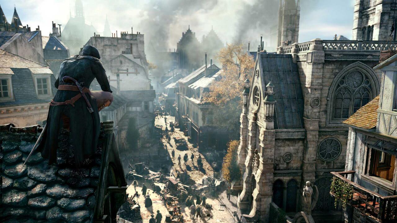 Notre-Dame-Brand: Ubisoft verschenkt Assassin's Creed Unity