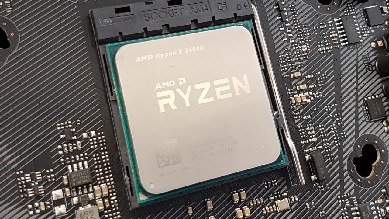 Ryzen 3000: AMDs neue APUs für den Desktop auf der Zielgeraden