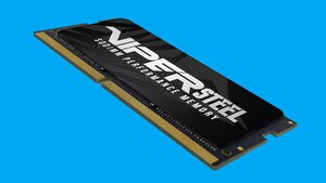 Viper Steel DDR4-SODIMM: Patriot bringt Gaming-RAM für Notebooks und Mini-PCs