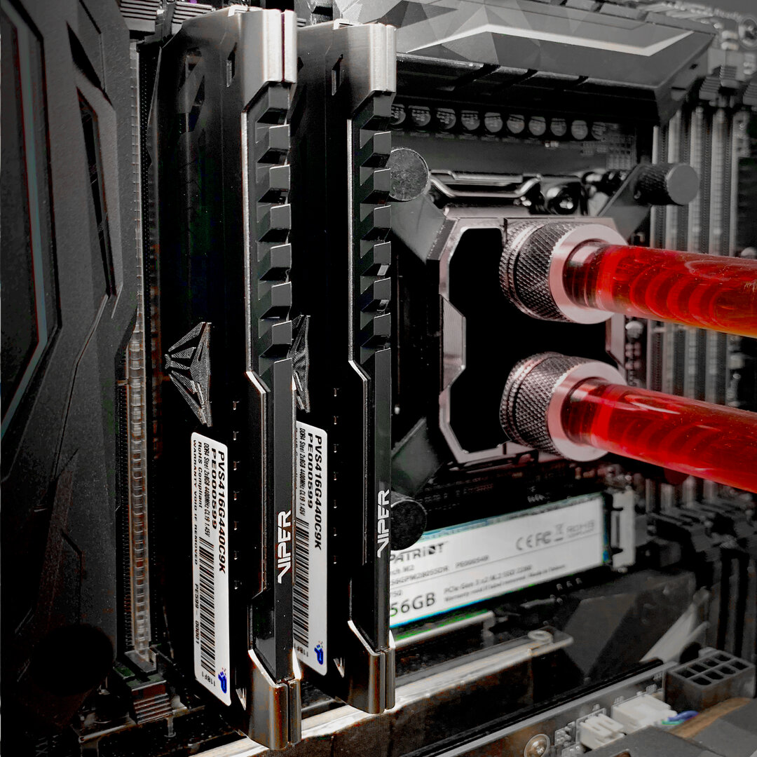Patriot Viper Steel DDR4