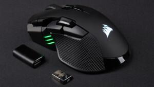 Ironclaw RGB & Glaive RGB Pro: Corsairs neue Gaming-Mäuse mit und ohne Kabel