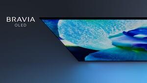 AG8 und AG9: Sonys neue OLED-Fernseher kosten ab 2.500Euro