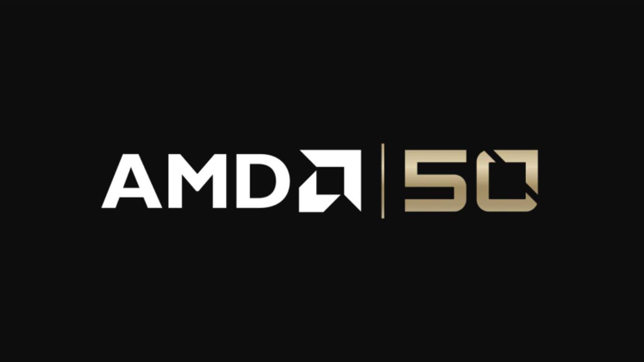 50 Jahre AMD: Radeon VII als rote Jubiläumsausgabe