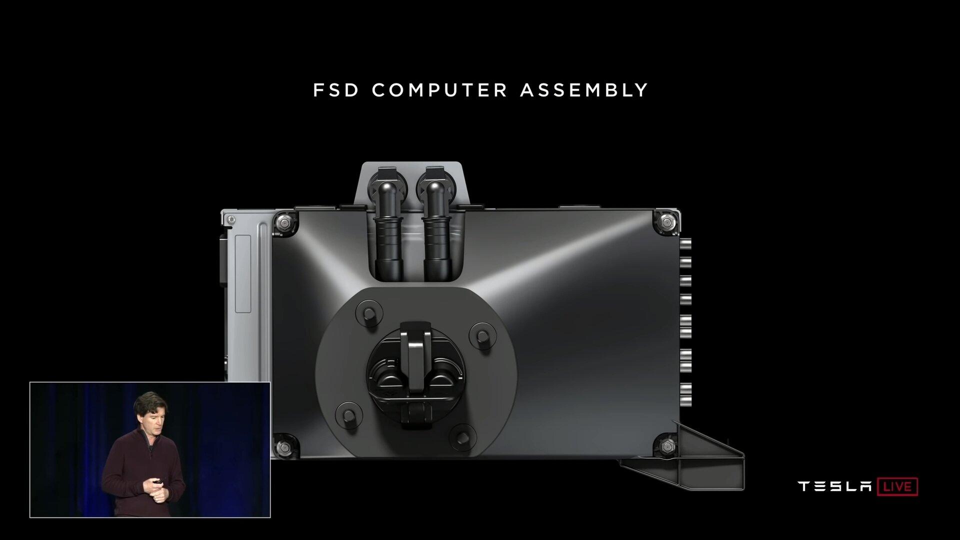 Bordcomputer für FSD-Hardware
