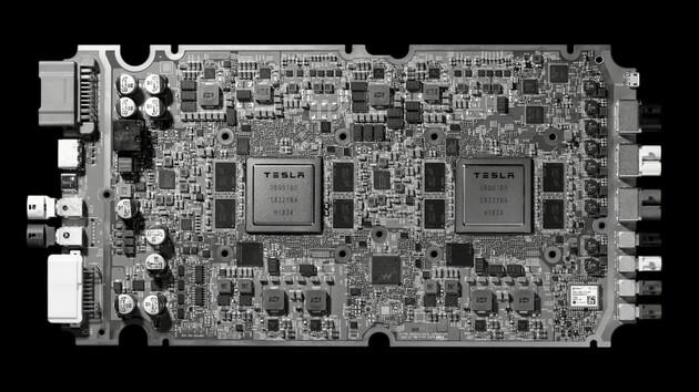 Autonomes Fahren: Teslas neue FSD-Platine ist Nvidia aktuell noch überlegen
