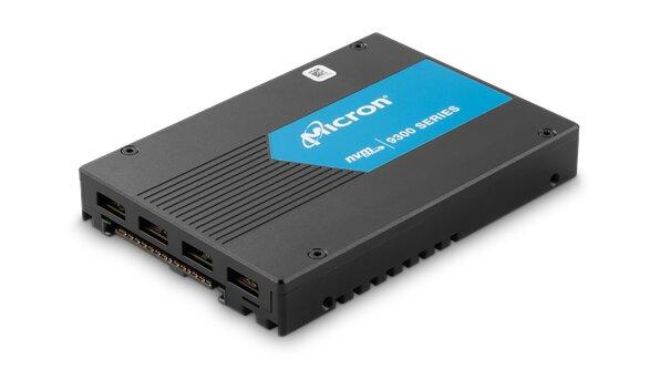 Micron 9300 NVMe SSD