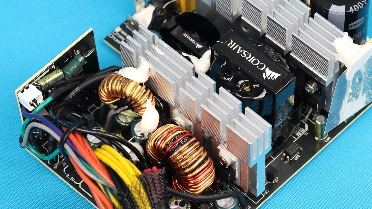 Corsair VS450 im Test: Kleines ATX-Netzteil für Systemintegratoren