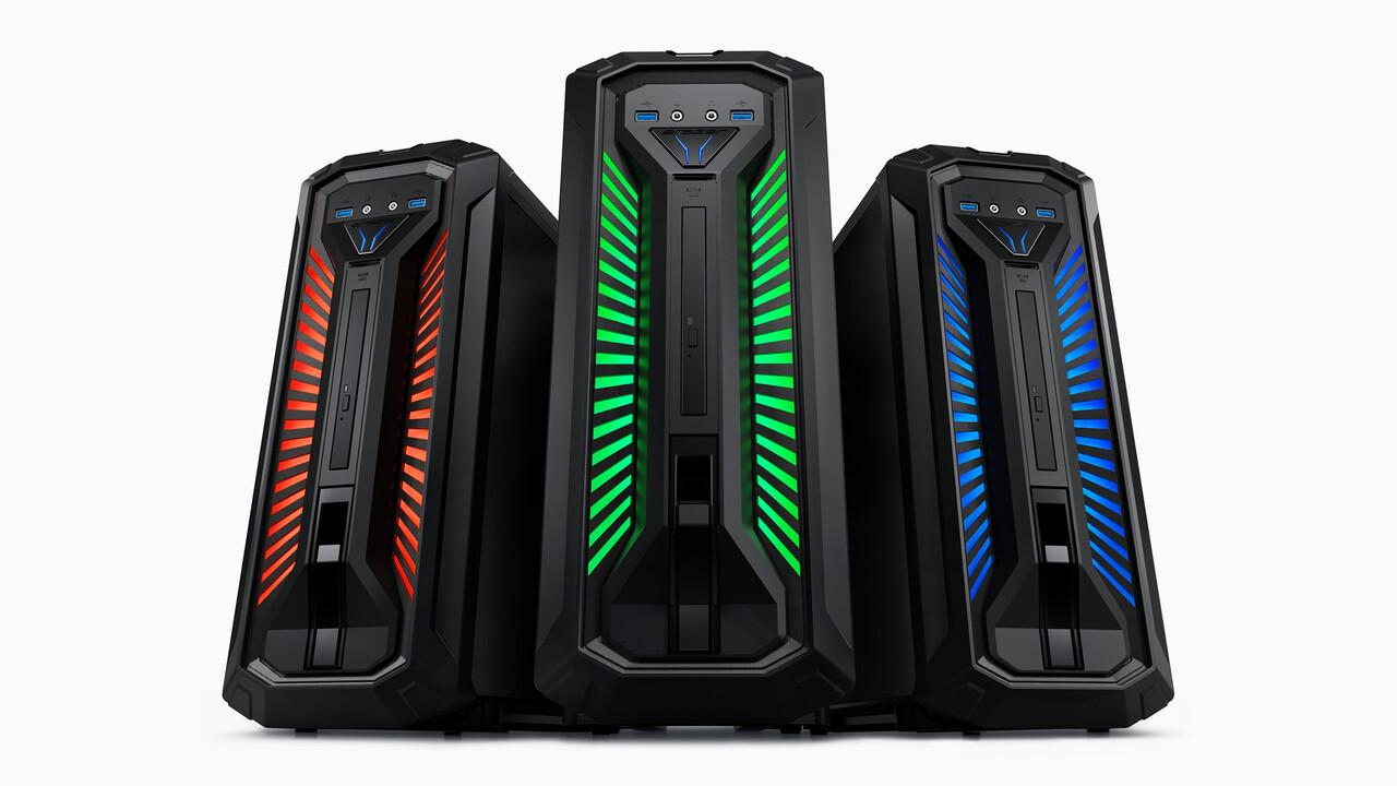 Gaming-Rechner: Medion P66065 mit i5-9400 und GTX 1660 Ti für 999Euro