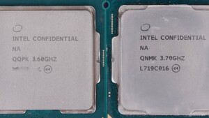 Coffee Lake Refresh: Acht Kerne im Desktop von Intel fallen unter 400 Euro
