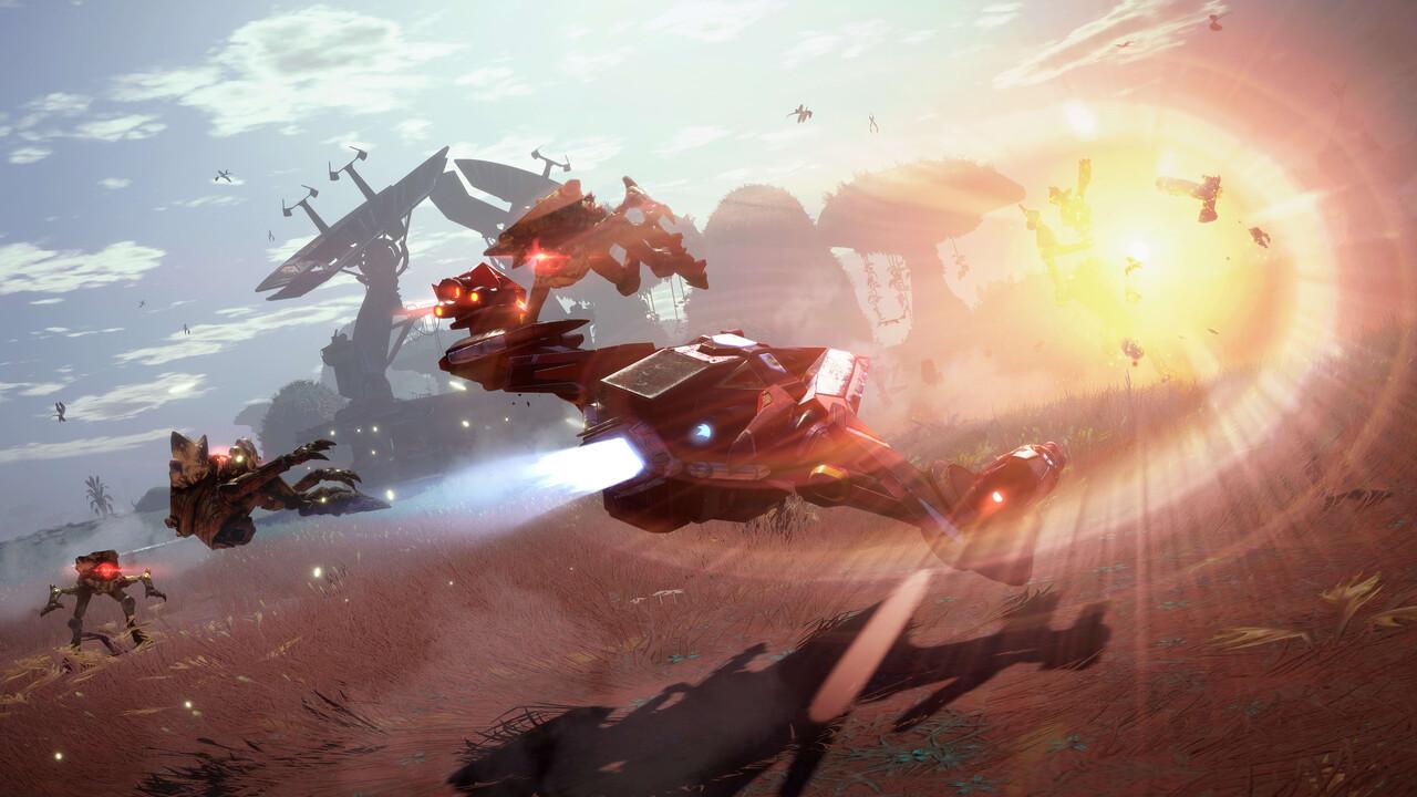 Sci-Fi-Spiel: Starlink: Battle for Atlas erhält eine PC-Version