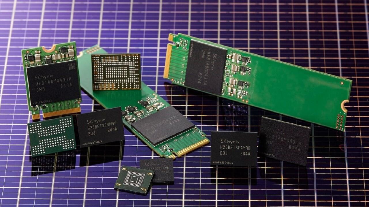 Preisverfall bei DRAM/NAND: Gewinn bei SK Hynix schrumpft um 65Prozent