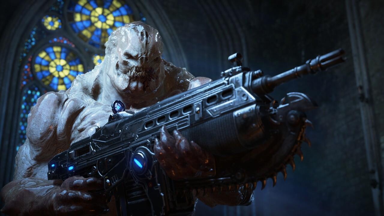 Gears of War 5: Rating-Board verrät Erscheinungstermin
