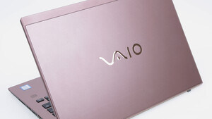 Vaio SX14 im Test: Der Shinkansen unter den Business-Notebooks