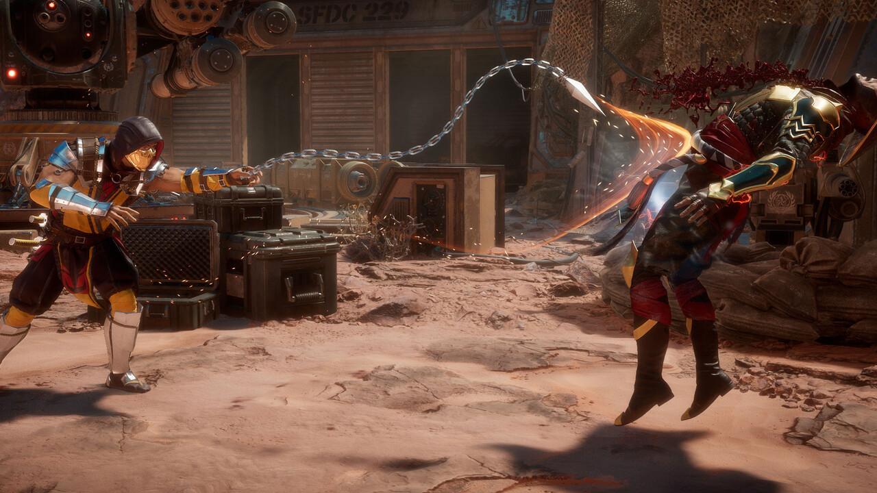 Mortal Kombat 11: Arbeitsbedingungen und Balancing in der Kritik