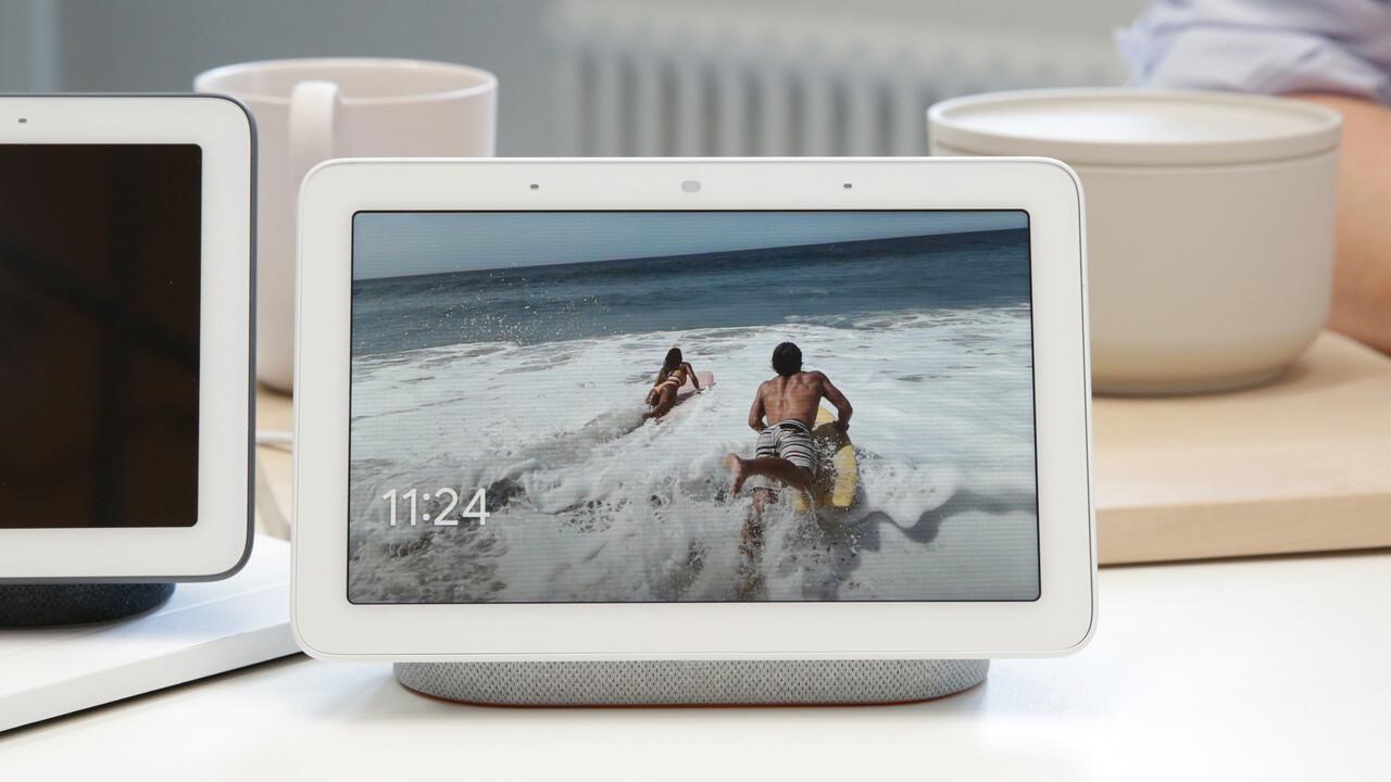 Home-Preissenkungen: Google Home Hub startet als Nest Hub in Deutschland