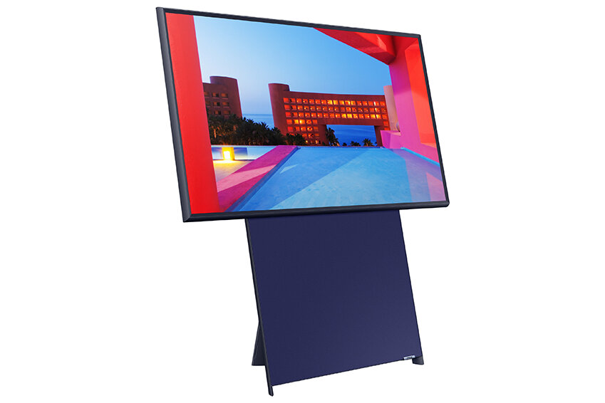 """Samsungs vertikaler Fernseher """"The Sero"""""""