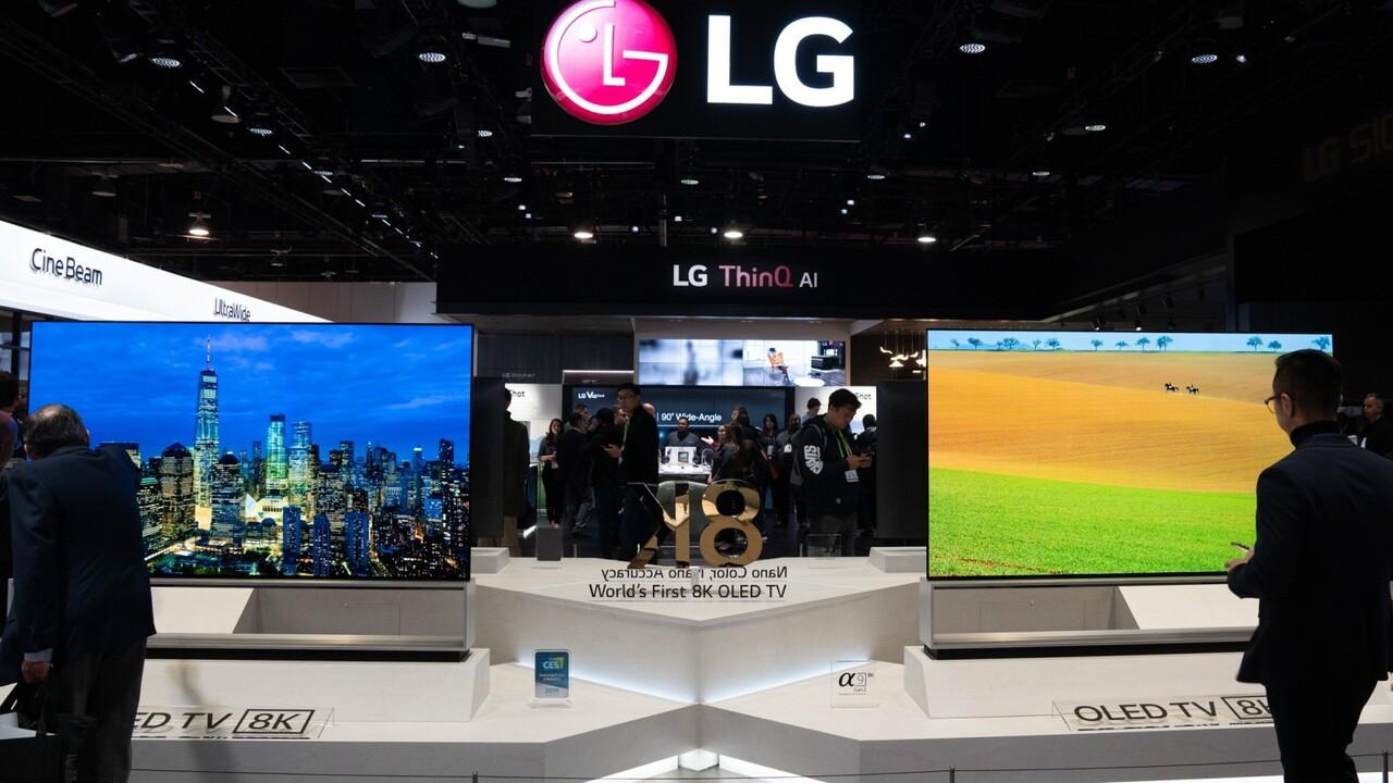 LG-Quartalszahlen: Autosparte wächst um 60%, Smartphones verlieren 30%