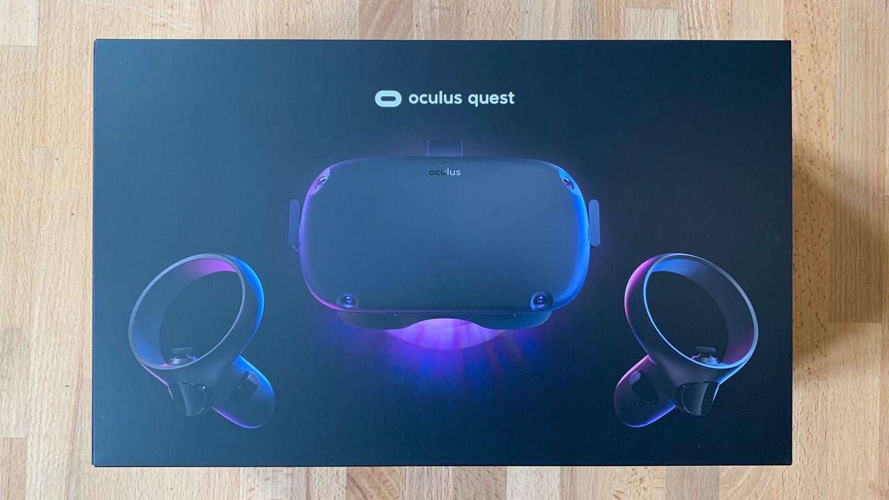 Oculus Quest im Test: Die erste Konsole unter den VR-Headsets