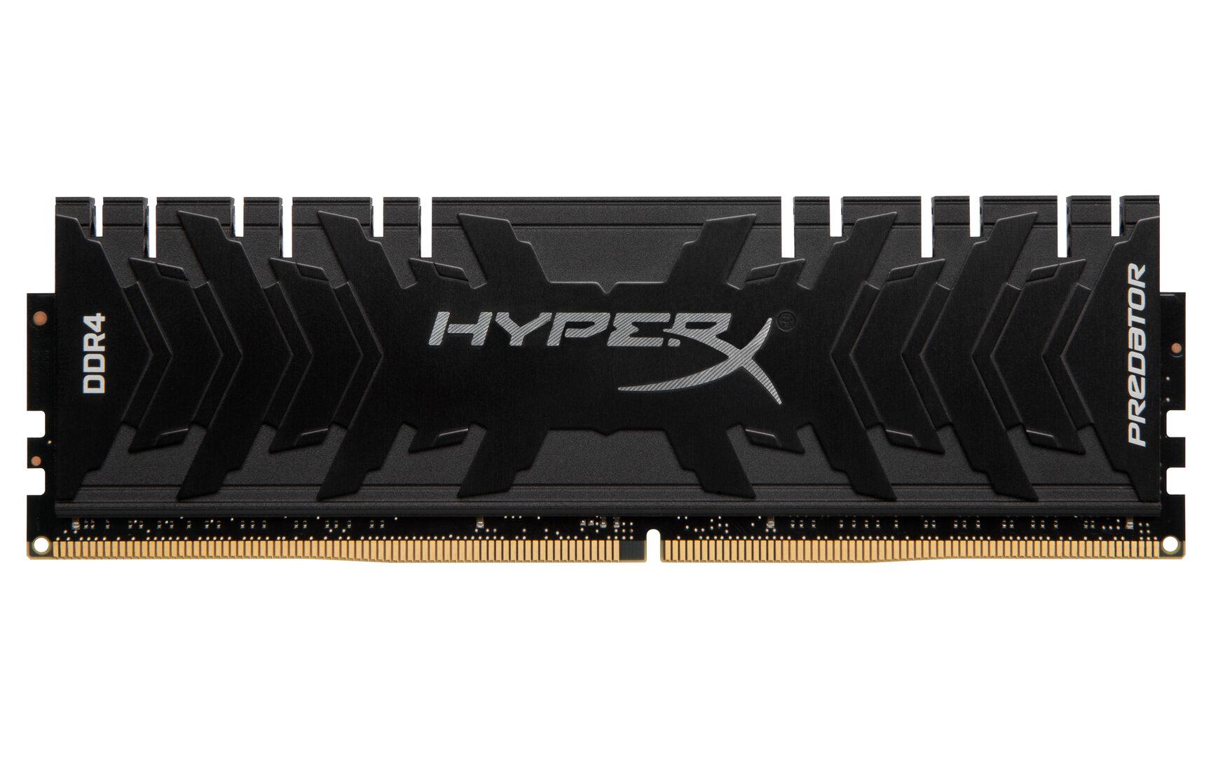 Kingston HyperX Predator DDR4