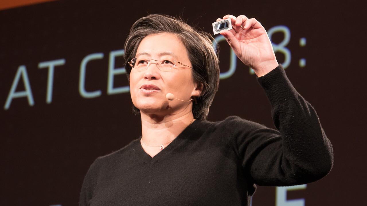 AMD-Quartalszahlen: Durchhalten bis zum dritten Quartal