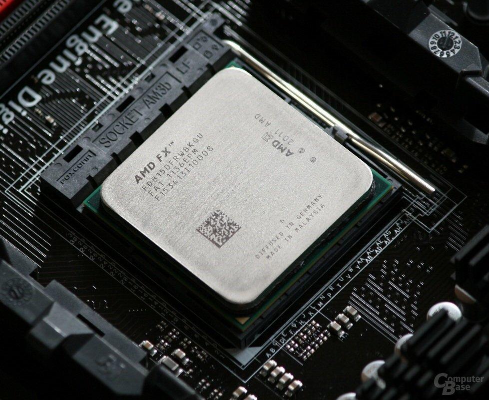 AMD FX-8150: Bulldozer war in jeder Hinsicht unzulänglich