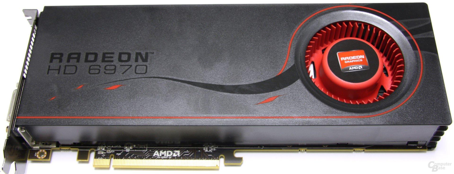 HD 6970: Keine Chance gegen die GTX 580