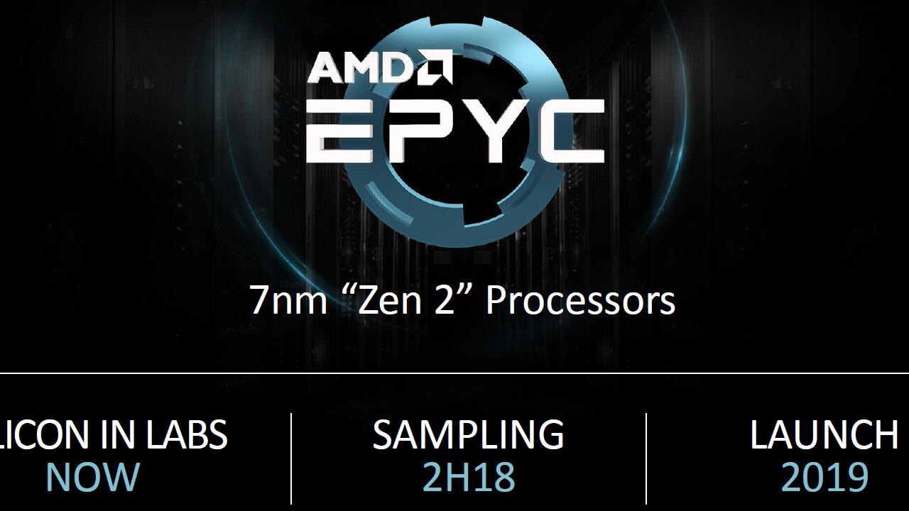 Wachsende Nachfrage: Dell erwägt Verdreifachung der Server mit AMD Epyc