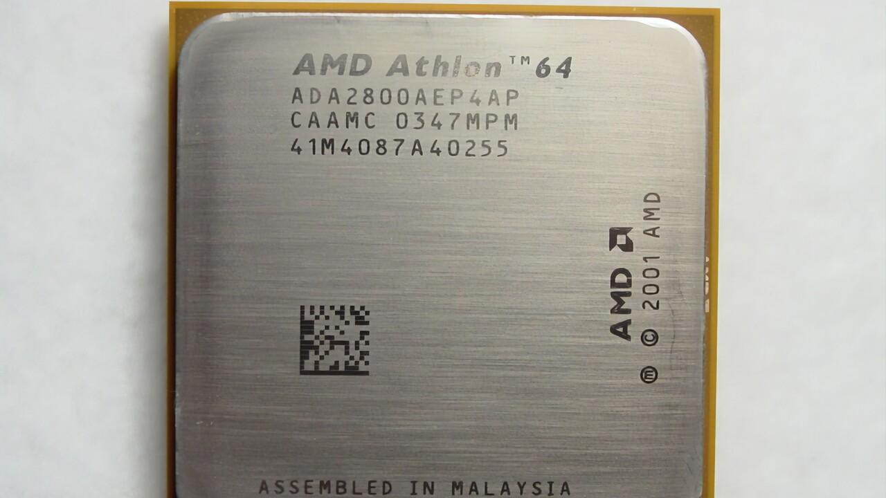 Im Test vor 15 Jahren: Der Athlon 64 2800+ für schmale Geldbeutel