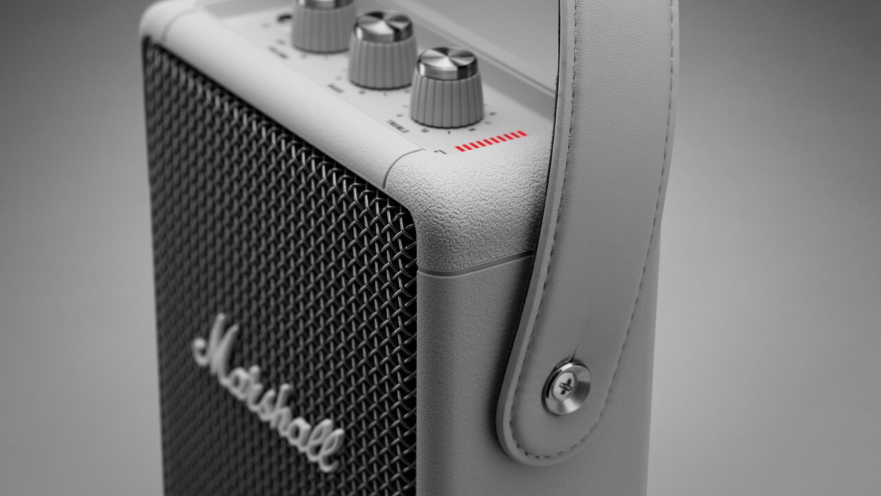 Tragbare Lautsprecher: Marshall Stockwell II und Tufton