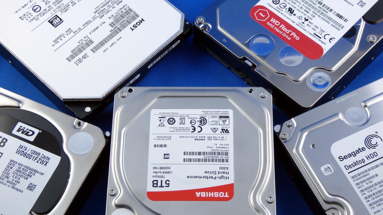 Nidec: Absatz von PC‑Festplatten sinkt fast um die Hälfte