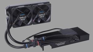 Alphacool Eiswolf: AiO-Wasserkühlung für die AMD Radeon VII