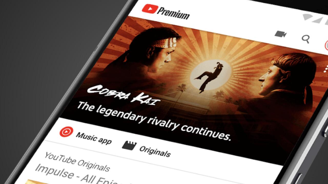 Werbefinanziert: Alle YouTube-Originals werden kostenlos verfügbar
