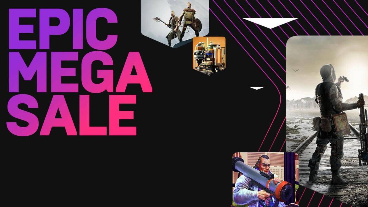 Epic Games Store: Mega Sale, Gratisspiele und neue Exklusivtitel