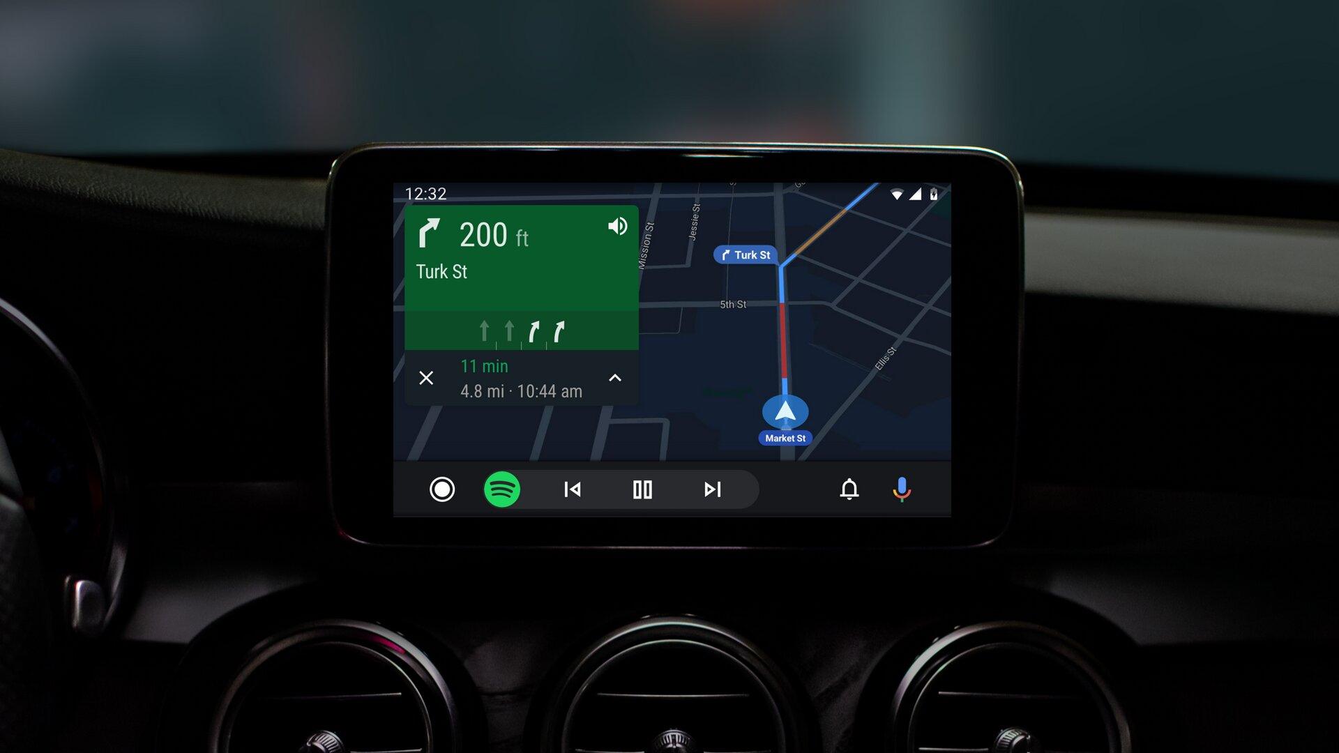 Navigation mit neuer App-Leiste