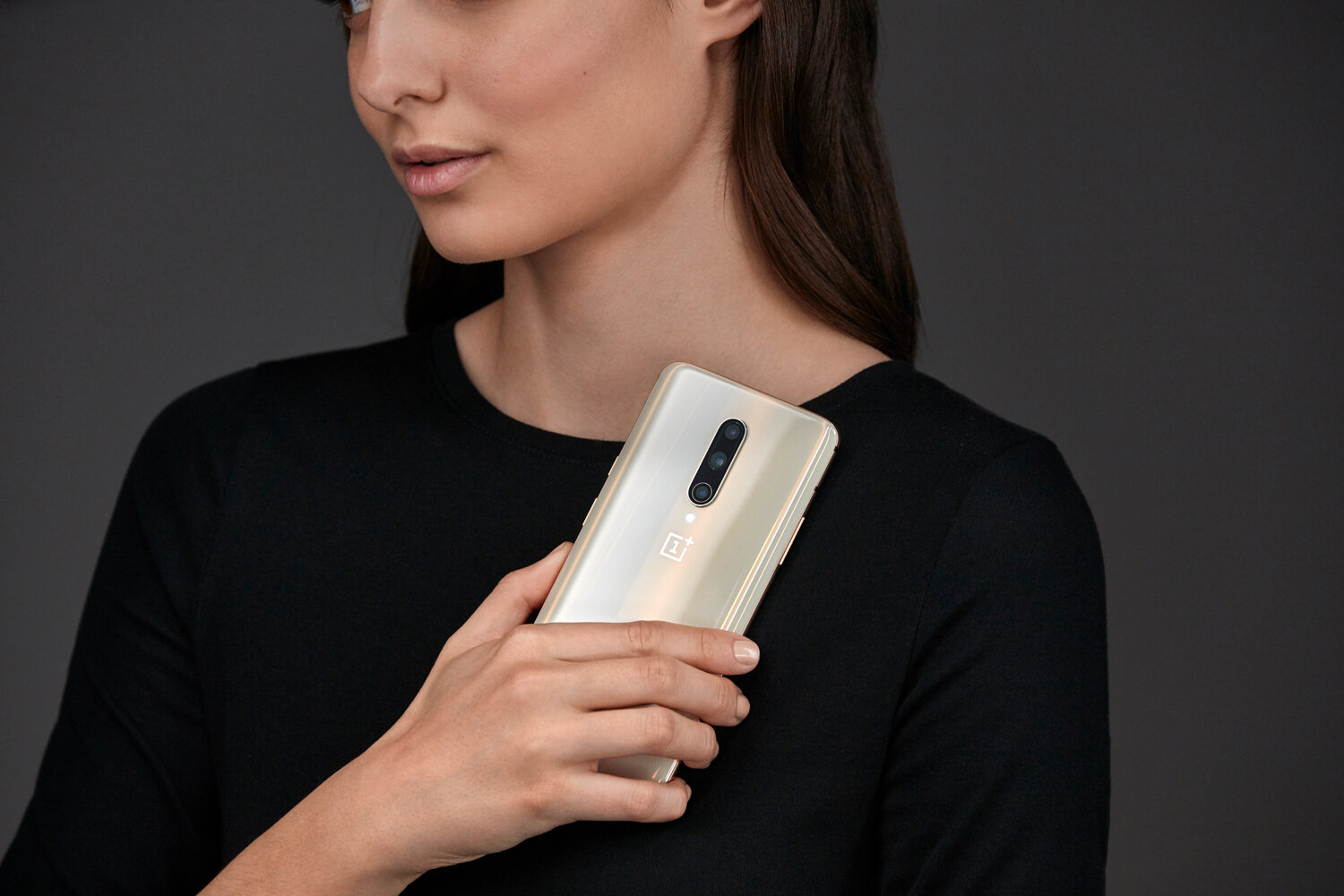 OnePlus 7 Pro in Almond